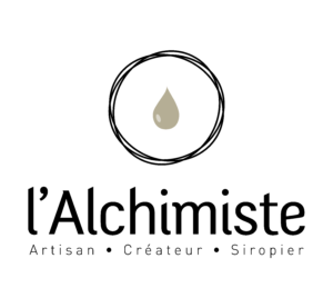 logo L'Alchimiste siropier